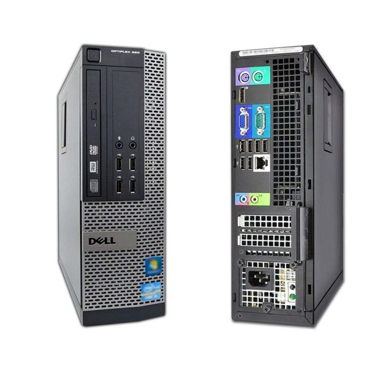 کیس کامل استوک Dell Optiplex  i3