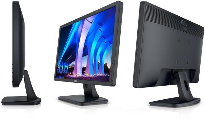 مانیتور ۲۳ اینچ LED واید Dell