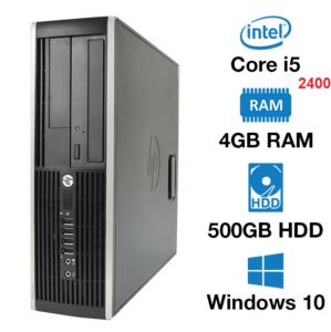 مینی کیس HP I5-2400