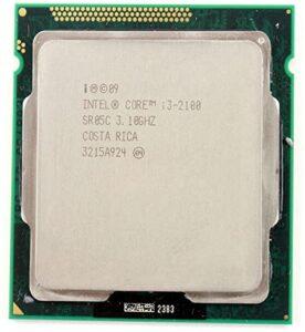 پردازنده مرکزی اینتل سری Sandy Bridge مدل Core i3-2100 Tray