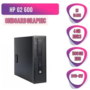مینی کیس HP Elitedesk 800 G2 پردازنده i5 نسل 6